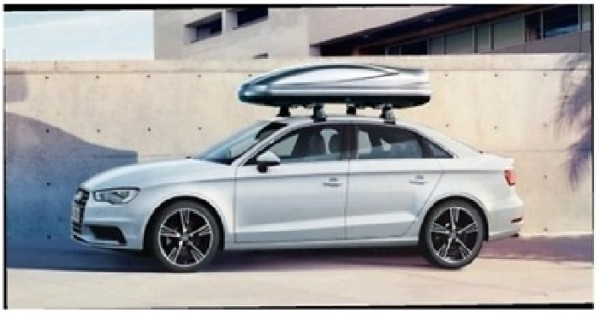 1 Satz Grundträger für Audi A3 8V Limousine