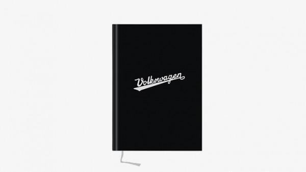 Volkswagen Klassik Notizbuch A5