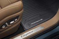 Porsche Cayenne Allwetter-Fußmatten