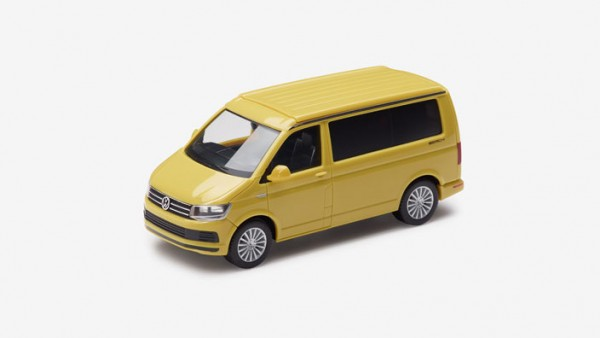 Modellauto Volkswagen T6 California 1:87