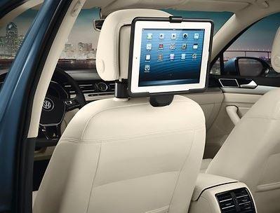 ŠKODA Halter für Apple iPad 2-4 für Reise- und Komfort-System