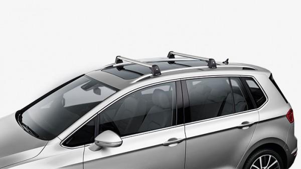 Tragstäbe für Golf Sportsvan Grundträger Dachträger
