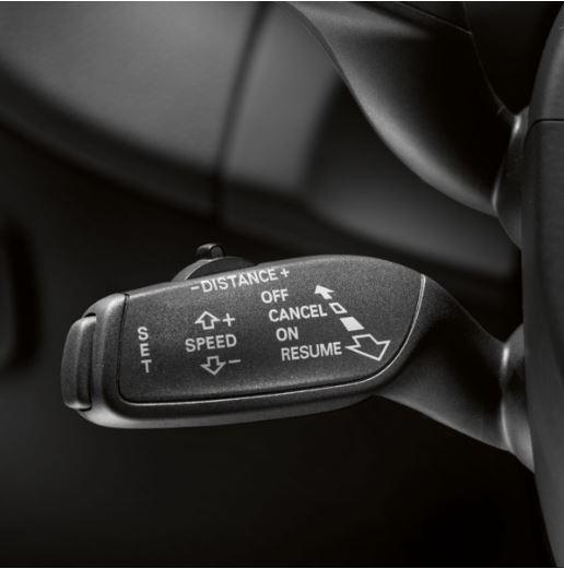 Nachrüstsatz Geschwindigkeitsregelanlage Audi Q5 FY ab MJ 2017