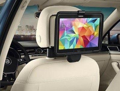 ŠKODA Halter für Samsung Galaxy Tab 3-4 10.1 für Reise- und Komfort-System