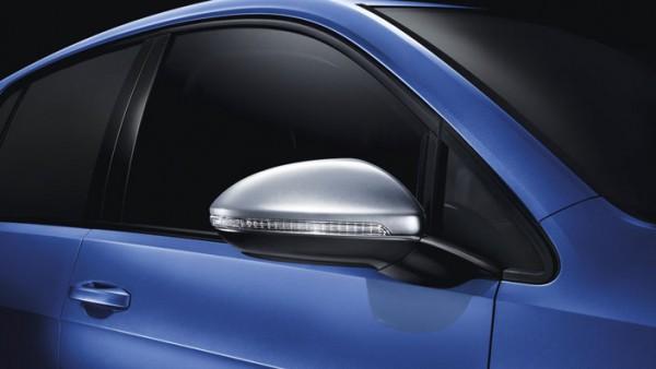 Spiegelkappen im Golf R-Design