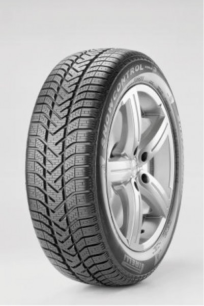 Winterreifen 185/70 R14 88T Pirelli Snowcontrol Serie 3