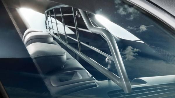 Trenngitter für den Gepäckraum, halbhoch, für Audi A4 8W Avant und Allroad