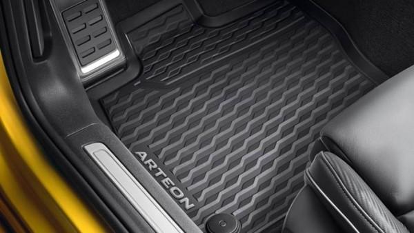 Volkswagen Allwetterfußmatten vorne für VW Arteon