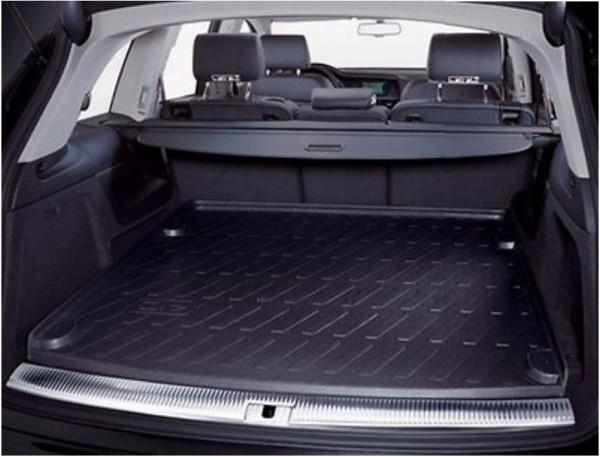 Gepäckraumschale Kofferraumeinlage Audi Q7 4L 2007 - 2015