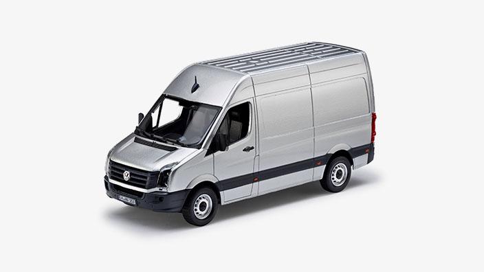 modelauto crafter 1 43 oxidsilber metallic modelle. Black Bedroom Furniture Sets. Home Design Ideas
