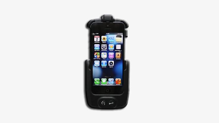 volkswagen handyadapter apple iphone 5 5s innenraum. Black Bedroom Furniture Sets. Home Design Ideas