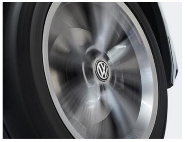 Originales de VW radnabenkappe