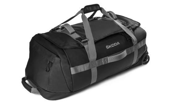 ŠKODA Sport-/Reisetasche mit Rollen