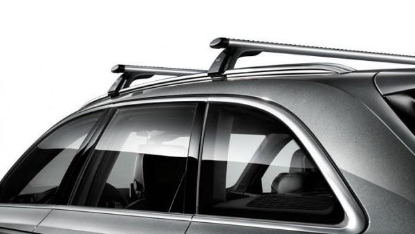 Grundträger Dachträger für Audi A4 8W Allroad quattro mit Dachreling