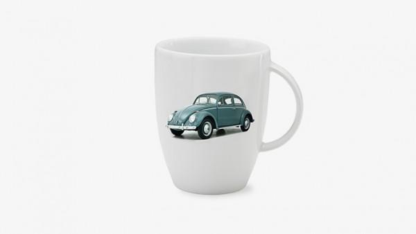 Volkswagen Klassik Henkelbecher - Käfer -