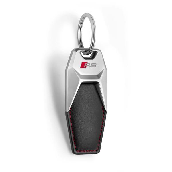 Schlüsselanhänger Leder Audi RS Modelle