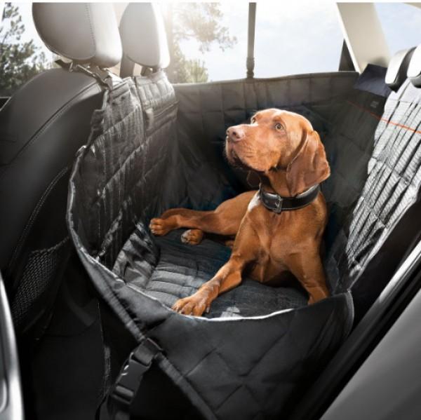 Fondschutzdecke Hundeschutzdecke im Audi Design