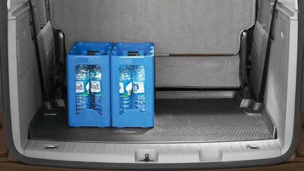 Gepäckraumeinlage für Caddy (7-Sitzer)