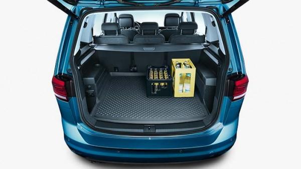 Volkswagen Gepäckraumeinlage für Touran, 5- und 7-Sitzer