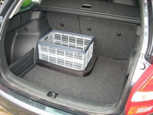 ŠKODA Orderly Gepäckfixierung, schwarz