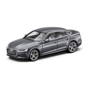 Modellauto Audi A5 Sportback, Monsungrau, 1:87