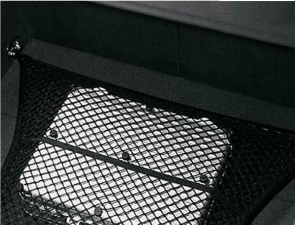 Gepäckraumnetz für Audi Q3 8U ab MJ 2012
