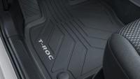 Volkswagen Allwetterfußmatten für T-Roc (vorn)