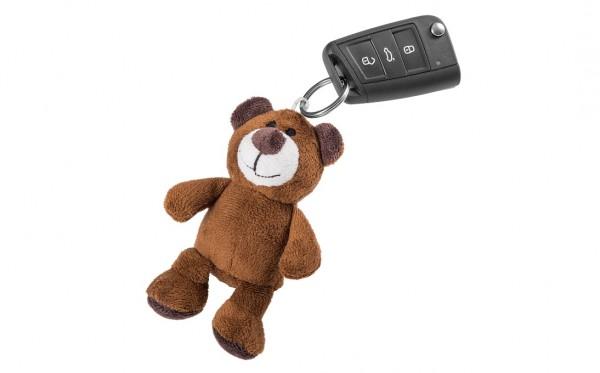 ŠKODA Schlüsselanhänger Teddybär Kodiaq, ca. 11cm