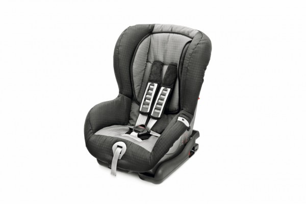 ŠKODA Kindersitz DUO Plus ISOFIX inkl. Top Tether, grau