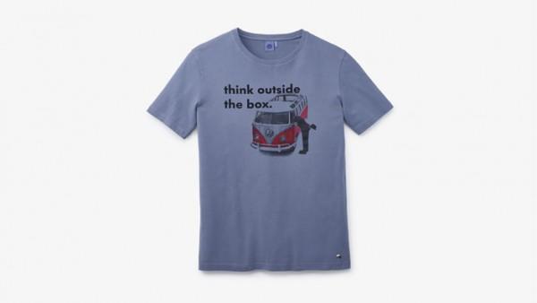 Volkswagen T1 Summer Edition T-Shirt für Herren, Größe M