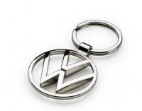 Volkswagen Schlüsselanhänger, New Volkswagen, silber