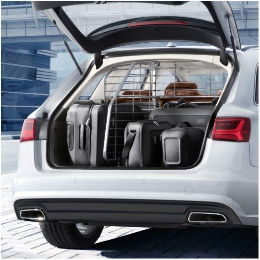 Trenngitter für den Gepäckraum, quer, Audi A6 Avant ab MJ 2012 und allroad quattro