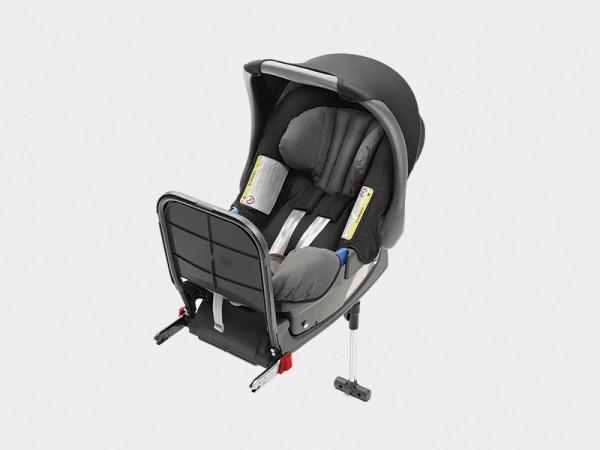 ŠKODA Kindersitz Baby-Safe Plus, ISOFIX, grau