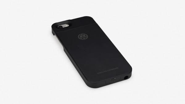 Volkswagen Wireless Charging Cover für Apple iPhone 6 und 6S