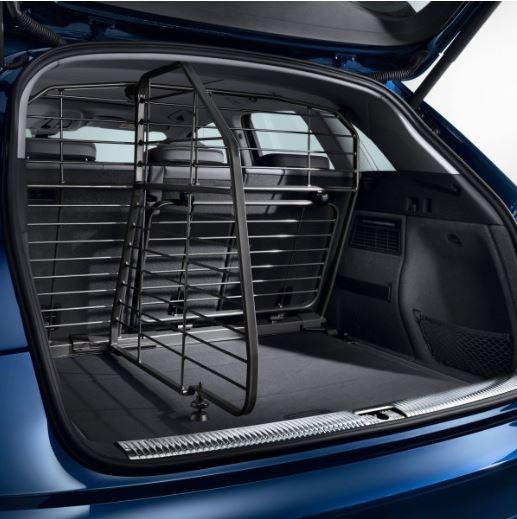 Trenngitter für den Gepäckraum, längs, Audi Q5 FY ab MJ 2017