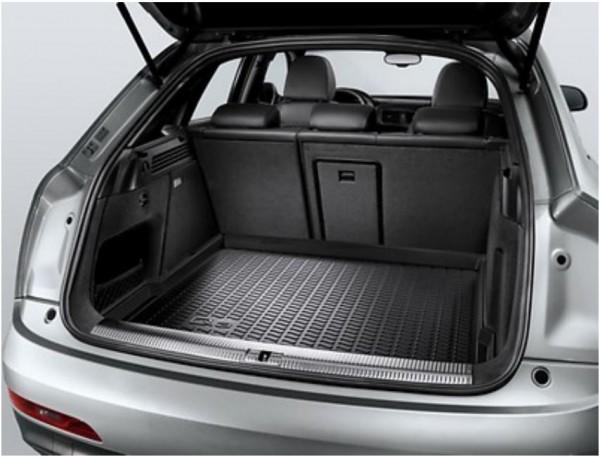Gepäckraumeinlage Kofferraumeinlage für Audi Q3 8U ab MJ 2012