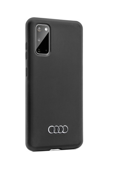 Audi Smartphonecase, Samsung S20, schwarz