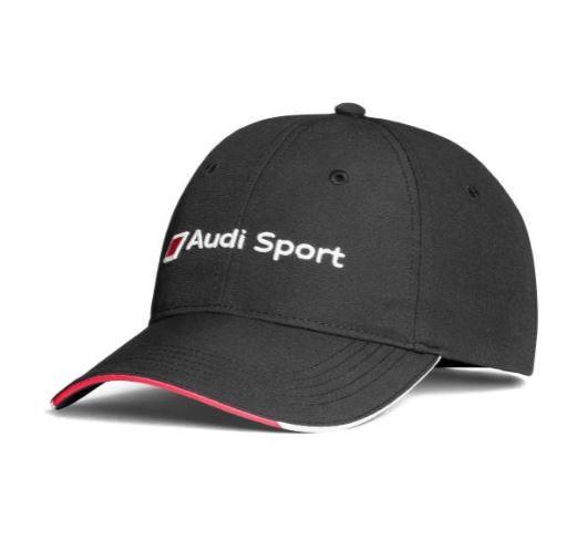 Audi Sport Cap, schwarz, 55 - 59cm