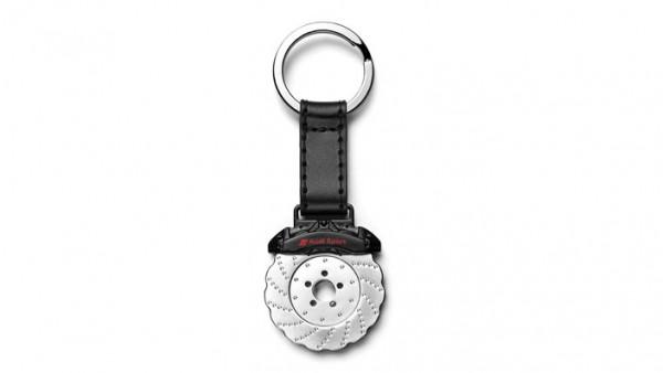 Audi Sport Schlüsselanhänger Einkaufschip Auslaufmodell