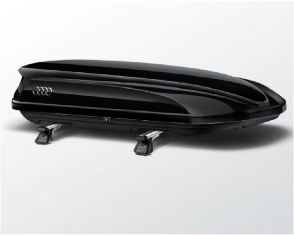 Audi Dachbox / Ski- und Gepäckbox brillantschwarz, 360L