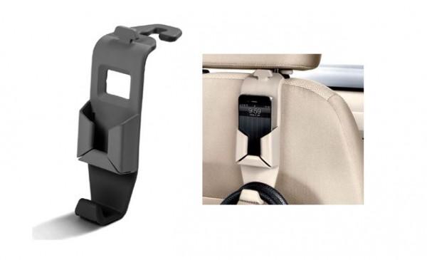 ŠKODA Universalhalter für Kopfstütze, Farbe schwarz