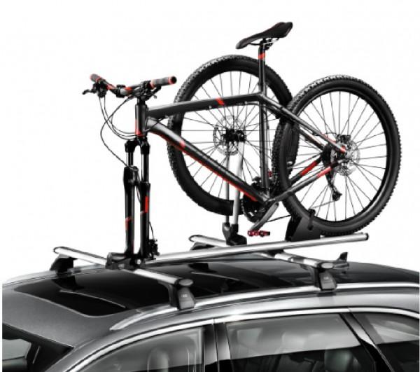 Vorderradhalter ergänzend zum Fahrradgabelhalter