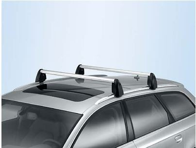 Grundträger Dachträger für Audi A6 4F Avant