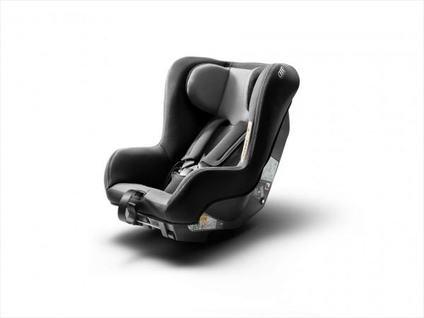 Audi Kindersitz I-SIZE titangrau/schwarz