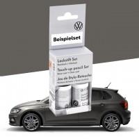 Volkswagen Lackstift-Set limestone grey-metallic, Lacknummer A7N