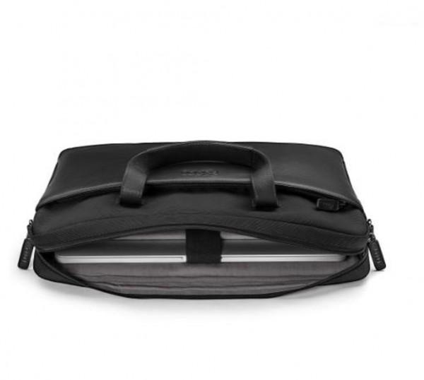 Audi Businesstasche, schwarz