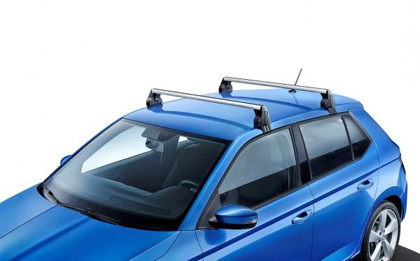 ŠKODA Dachgrundträger Fabia III Limousine