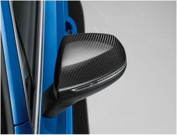 Außenspiegelgehäuse-Set Carbon Audi Q7 4M ab MJ 2016