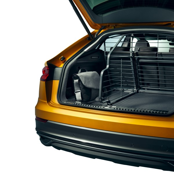 Audi Q8 Trenngitter Für Den Gepäckraum, Quer, Dunkelgrau