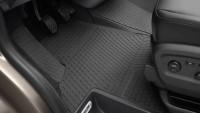 Volkswagen Allwetterfußmatten-Set vorne für T5, T6 (diverse Modelle) Fahrer und Beifahrer